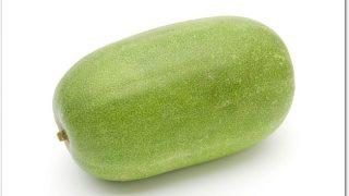 冬瓜の日持ちはどのくらい?冷蔵庫では?保存の上手な方法は?