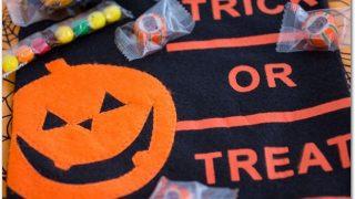 ハロウィンのお菓子バッグを手作りしよう! 折り紙やDIYで簡単楽しい!